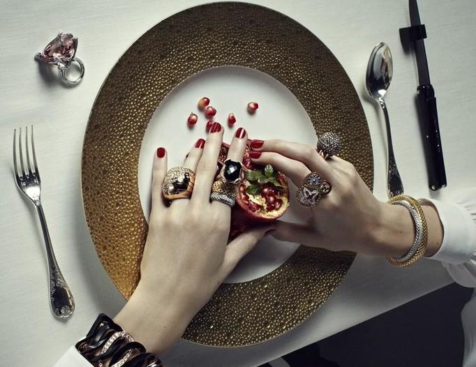 Patrycja Gardygajło Vogue Japan