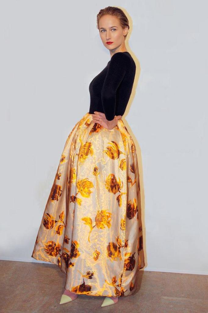 Leelee Sobieski Dior