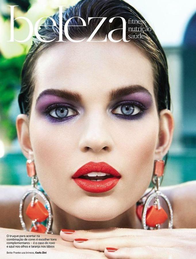 Vogue Brazil luty 2013