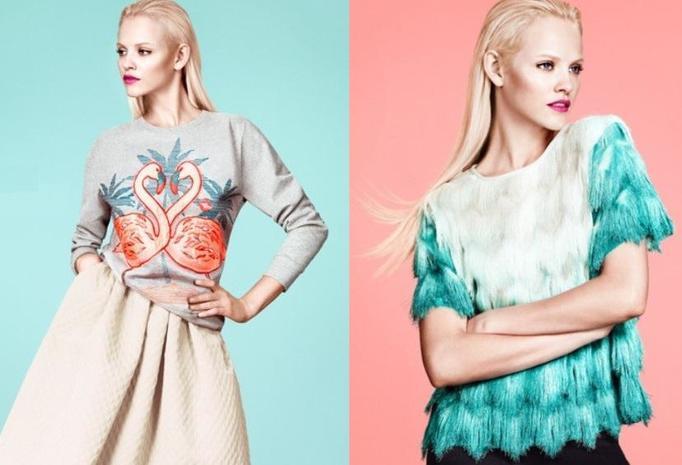 H&M wiosna 2013