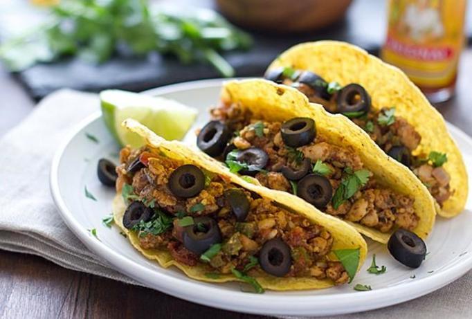 tacos z soją