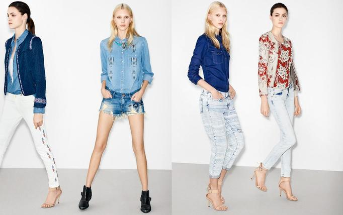 Zara wiosna 2013
