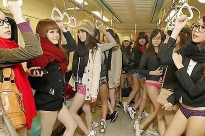 Dziwacy z metra