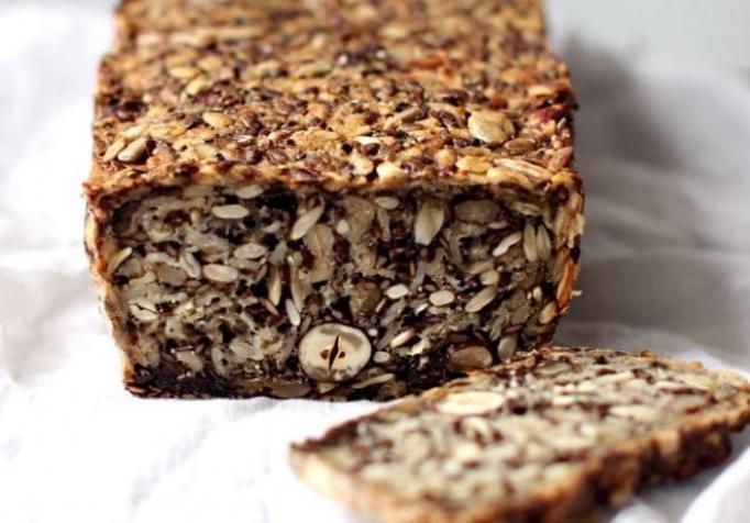Chleb z nasion