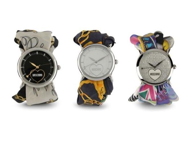 Moschino cheap chic watch