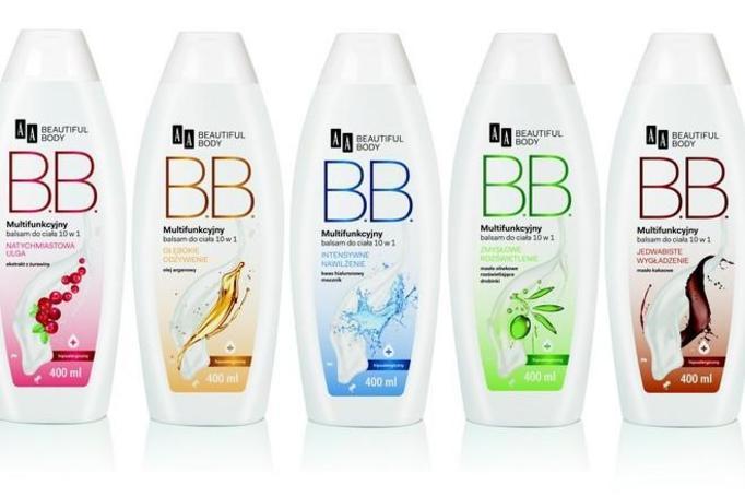 Balsamy AA Beautiful Body BB