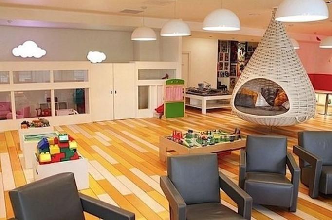 Kreatywne pokoje dla dzieci