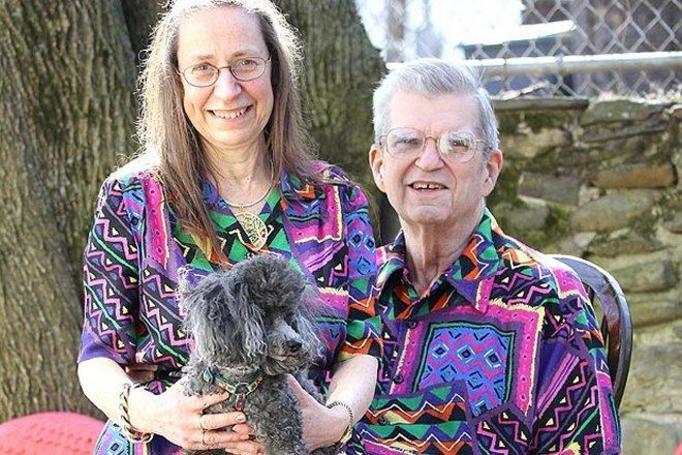 Donald i Nancy Featherstone