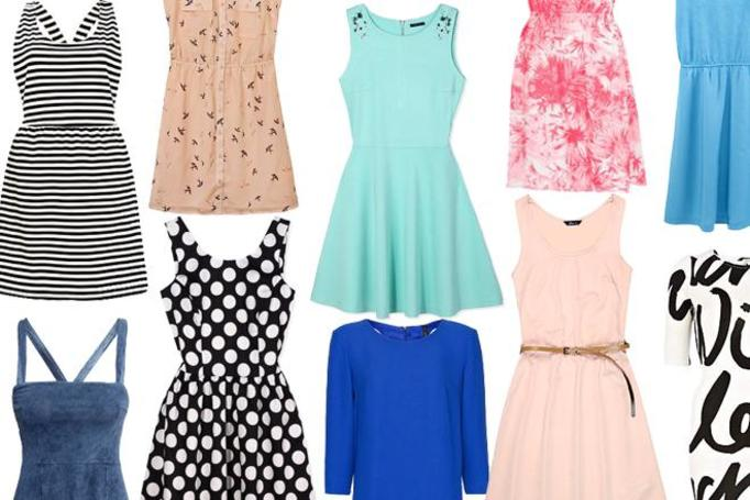 sukienki lato 2013