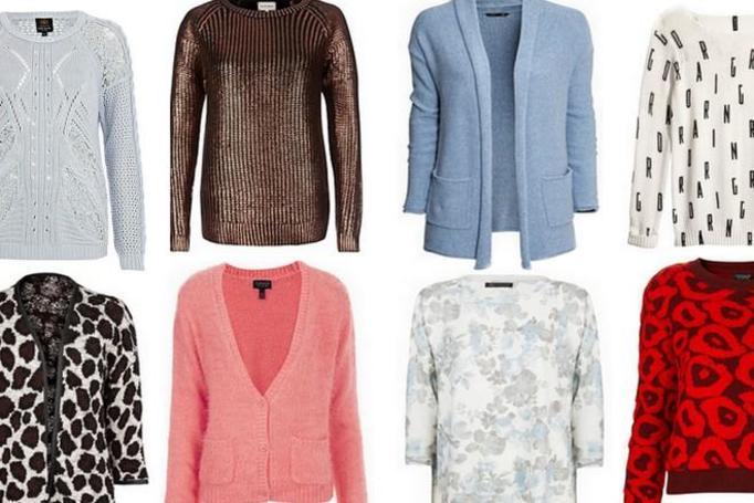 modne swetry jesień 2013