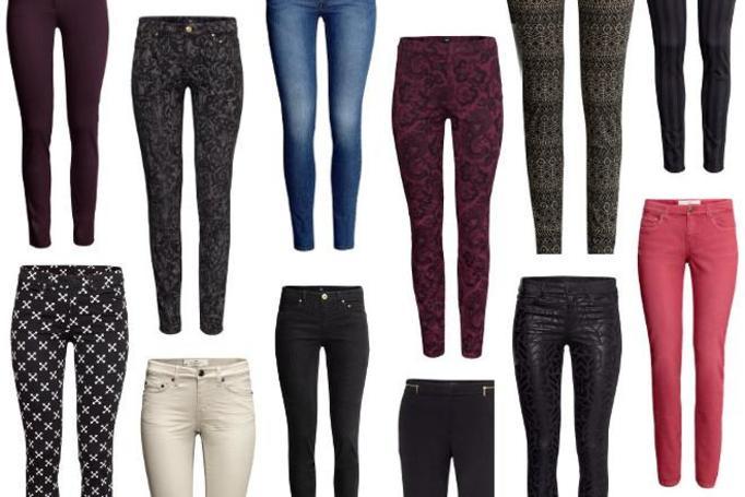 spodnie hm