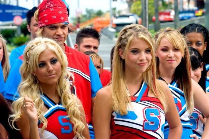 dziewczyny z drużyny IV
