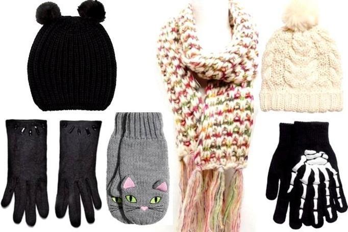 dodatki na zimę