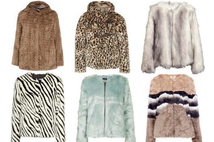 Futrzane kurtki zima 2013