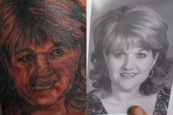 najgorsze tatuaże