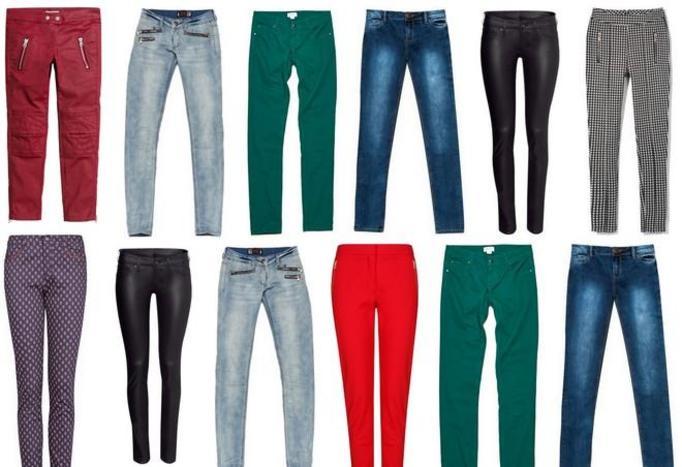 spodnie 2013