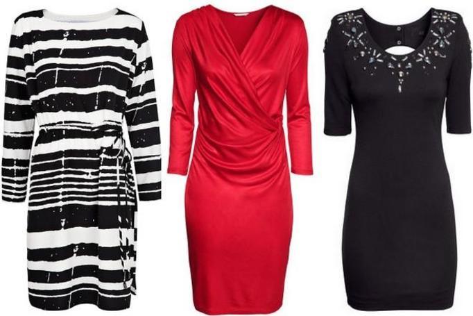 Sukienki na zimę 2013