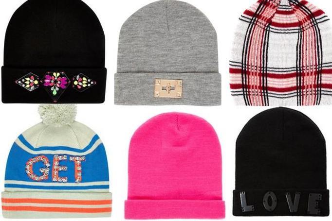 czapki zima 2014