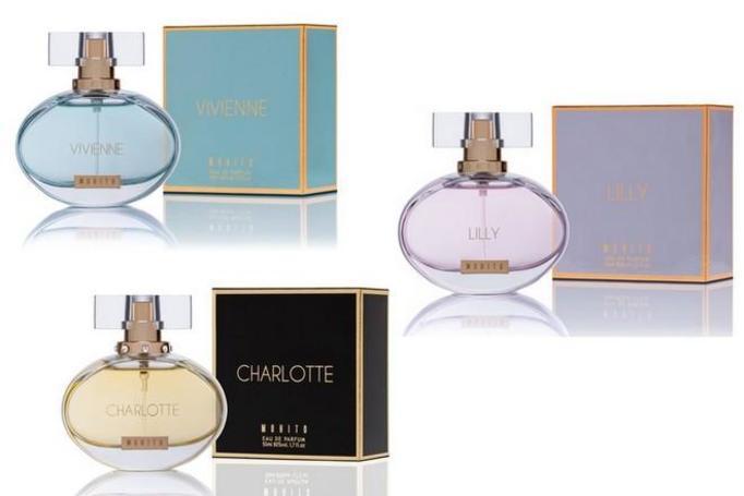 perfumy Mohito