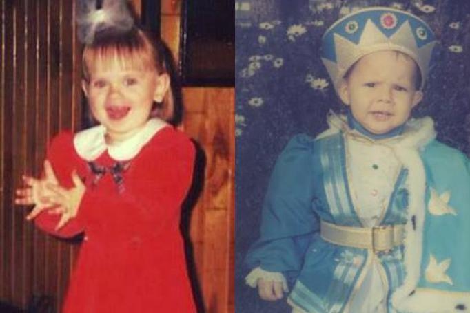 warsaw shore w dzieciństwie