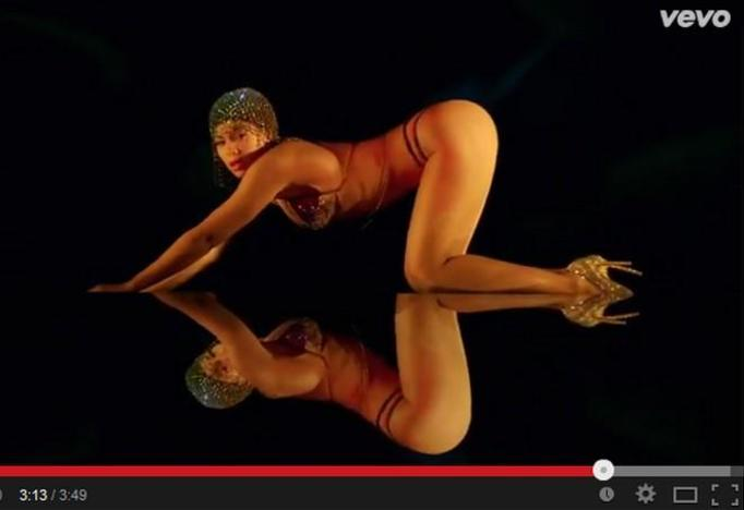 Beyonce partition