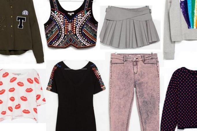 Zara wiosna-lato 2014
