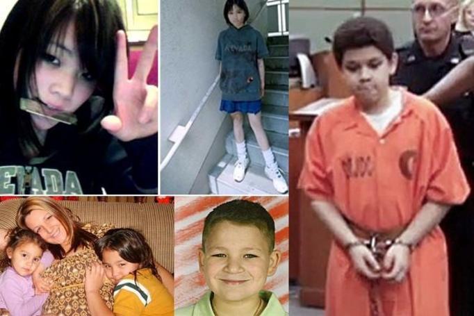 dzieci mordercy