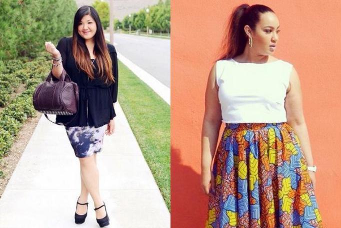 blogerki plus size