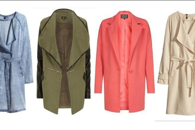 modne płaszcze wiosna 2014