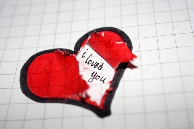 koniec miłości