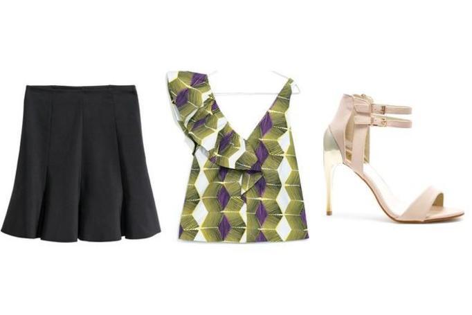modna stylizacja na lato