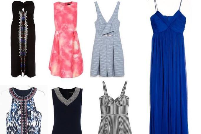 modne sukienki wiosna 2014