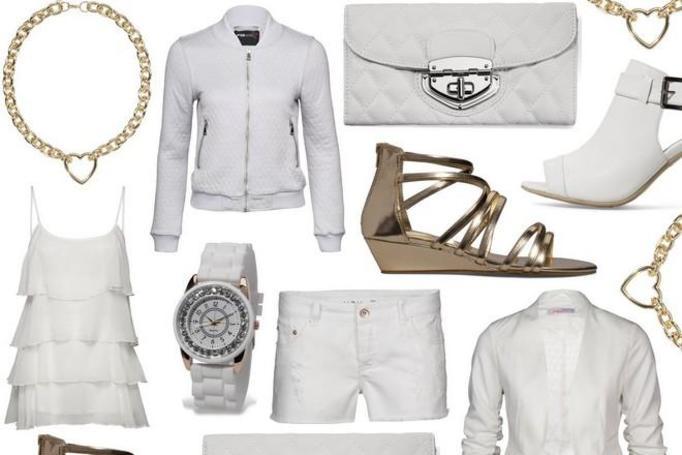 new yorker white styles