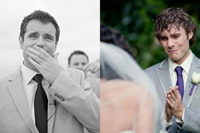 wzruszające zdjęcia ślubne