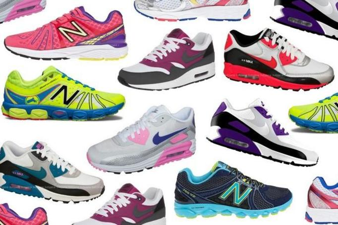 Nike air max new balance