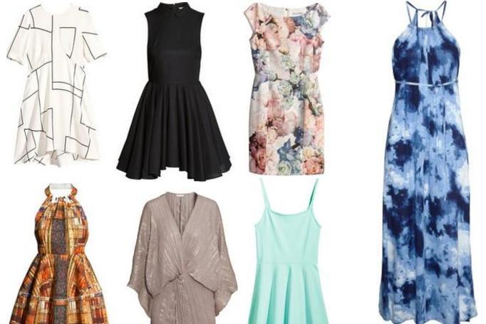 sukienki lato 2014