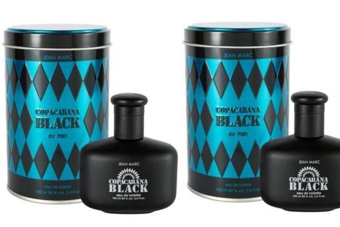 JEAN MARC Copacabana Black