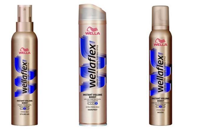 Wellaflex Instant Volume Boost
