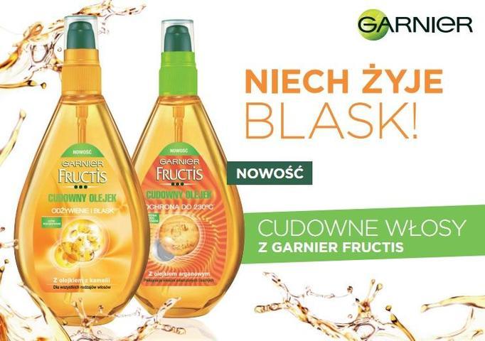 Garnier Fructis olejek