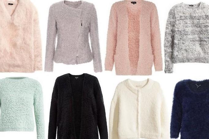 modne swetry jesień 2014