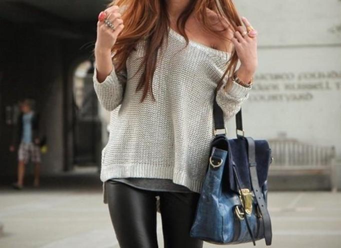 moda na sk rzane spodnie legginsy z czym je nosi. Black Bedroom Furniture Sets. Home Design Ideas