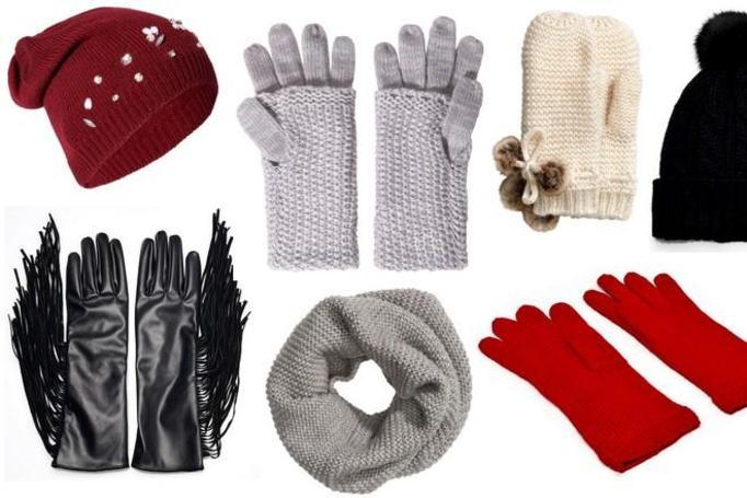 akcesoria na zimę
