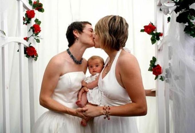 lesbijski ślub