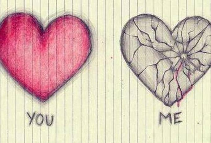 złamane serce