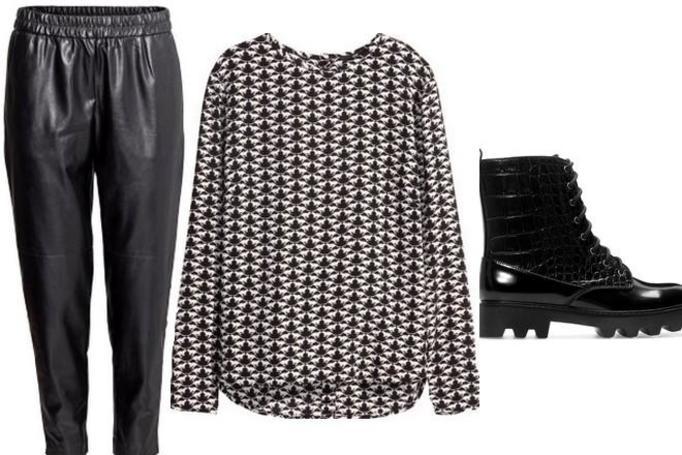 modna stylizacja zima 2015