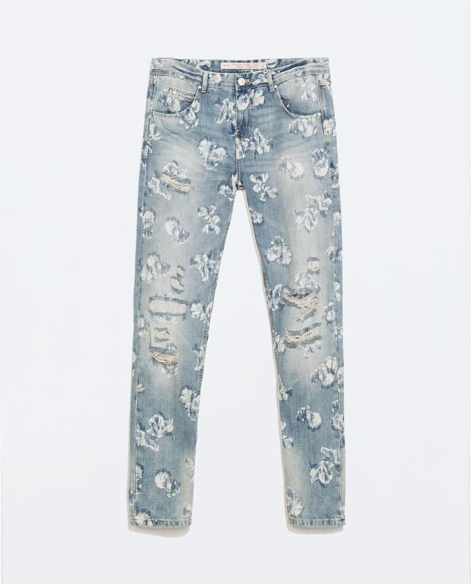 spodnie Zara, ok. 129zł