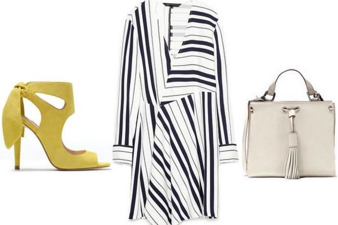 modna stylizacja wiosna 2015