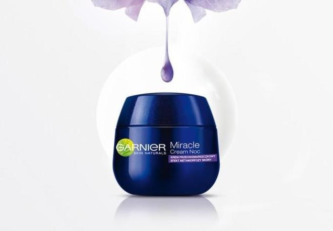 Garnier Miracle Cream Noc
