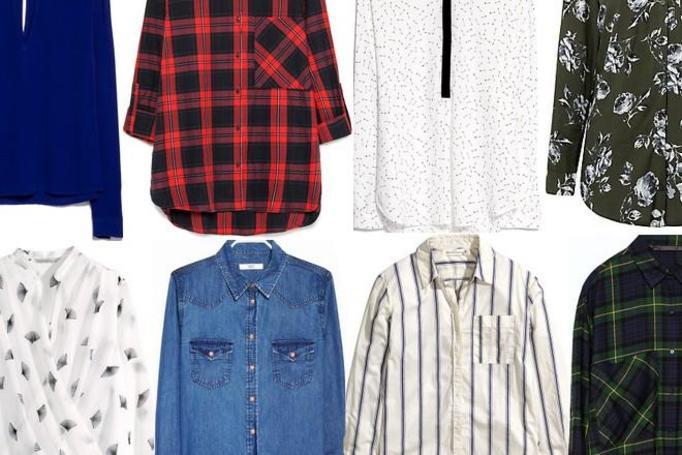 modne koszule 2015