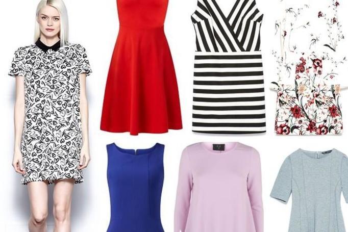 modne sukienki wiosna 2015